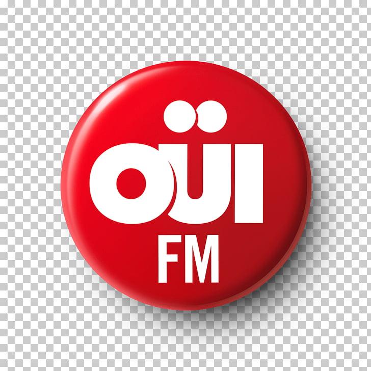 Oui Fm Logo, Oui FM logo PNG clipart.