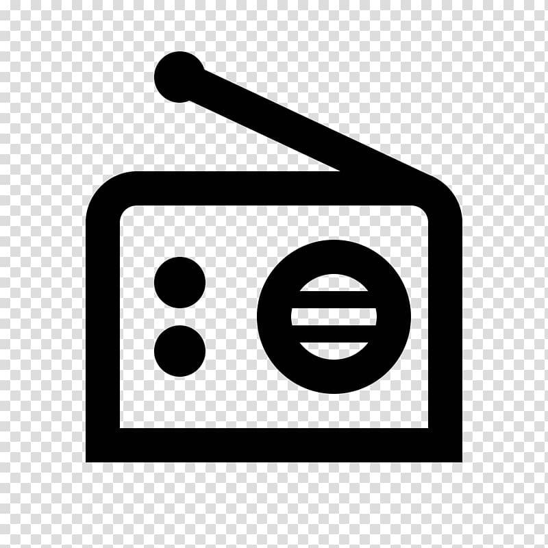 Computer Icons Radio FM broadcasting Font, radio transparent.