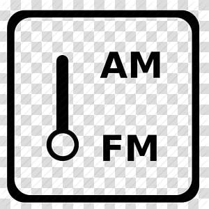 MetroDroid, FM radio icon transparent background PNG clipart.