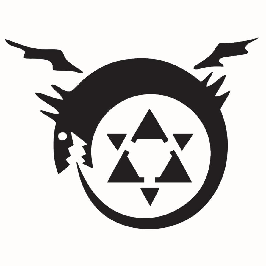 Fullmetal Alchemist Clipart.