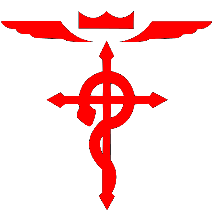 Fullmetal Alchemist Symbol Clipart.