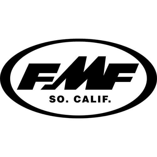 FMF Logo Decal Sticker.