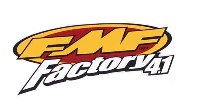 FMF Racing Replacement Exhaust Decals 012588.