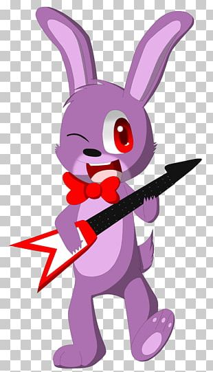 Fnaf 2 Bonnie PNG Images, Fnaf 2 Bonnie Clipart Free Download.