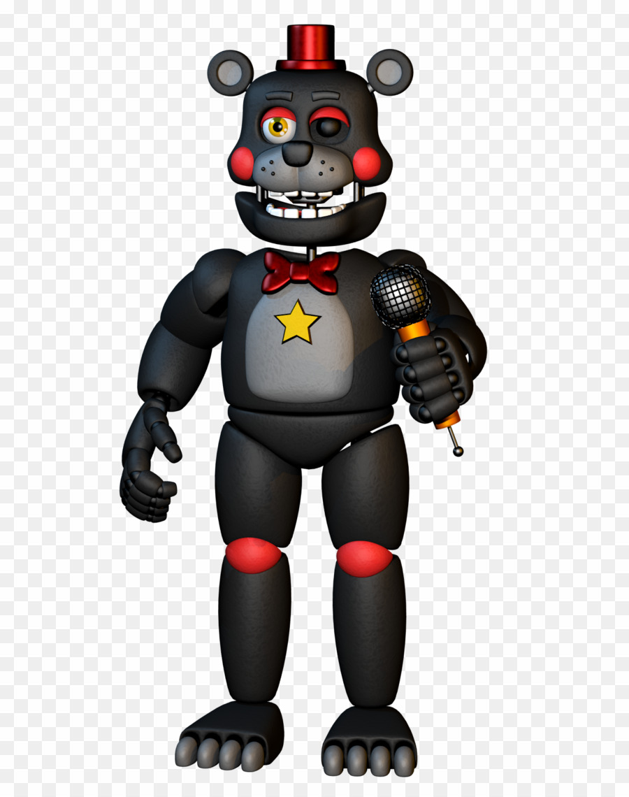 Fnaf Nightmare Animatronics PNG Five Nights At Freddy's 4 Five.