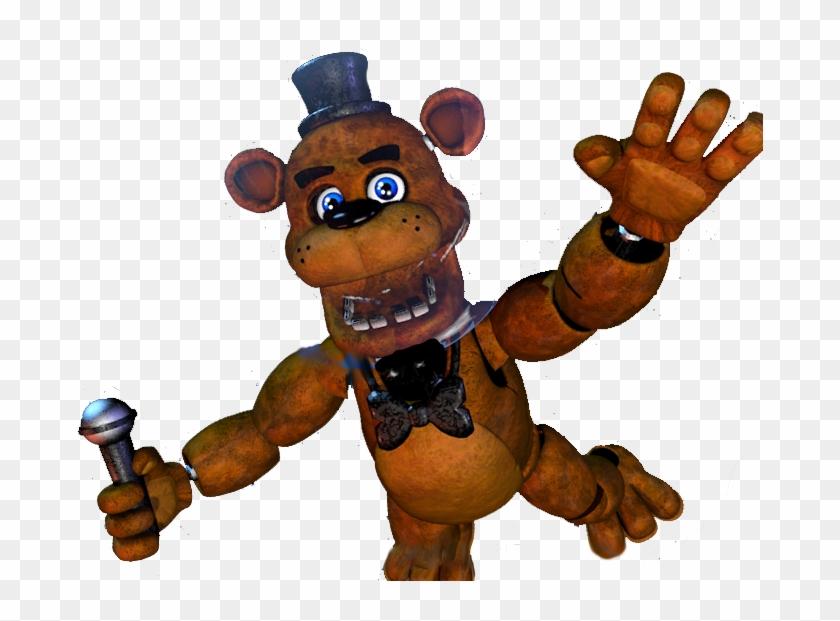 Freddy Fnaf Png.