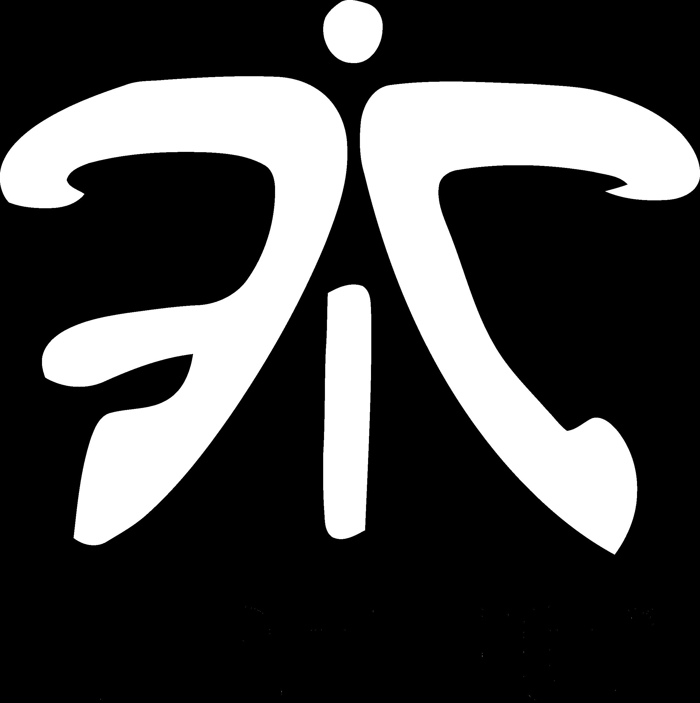 Fnatic Logo Black And White Fnatic.