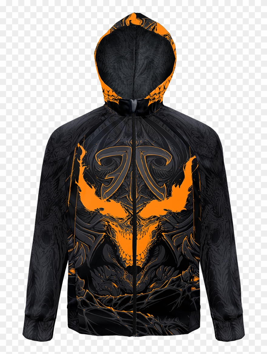 Halloween Demon Jacket Shop Front Png Jacket Clipart.