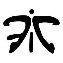 Fnatic Logo Stencil in 2019.