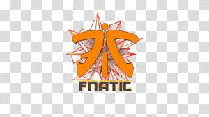 Fnatic Logo d cinema D HD transparent background PNG clipart.