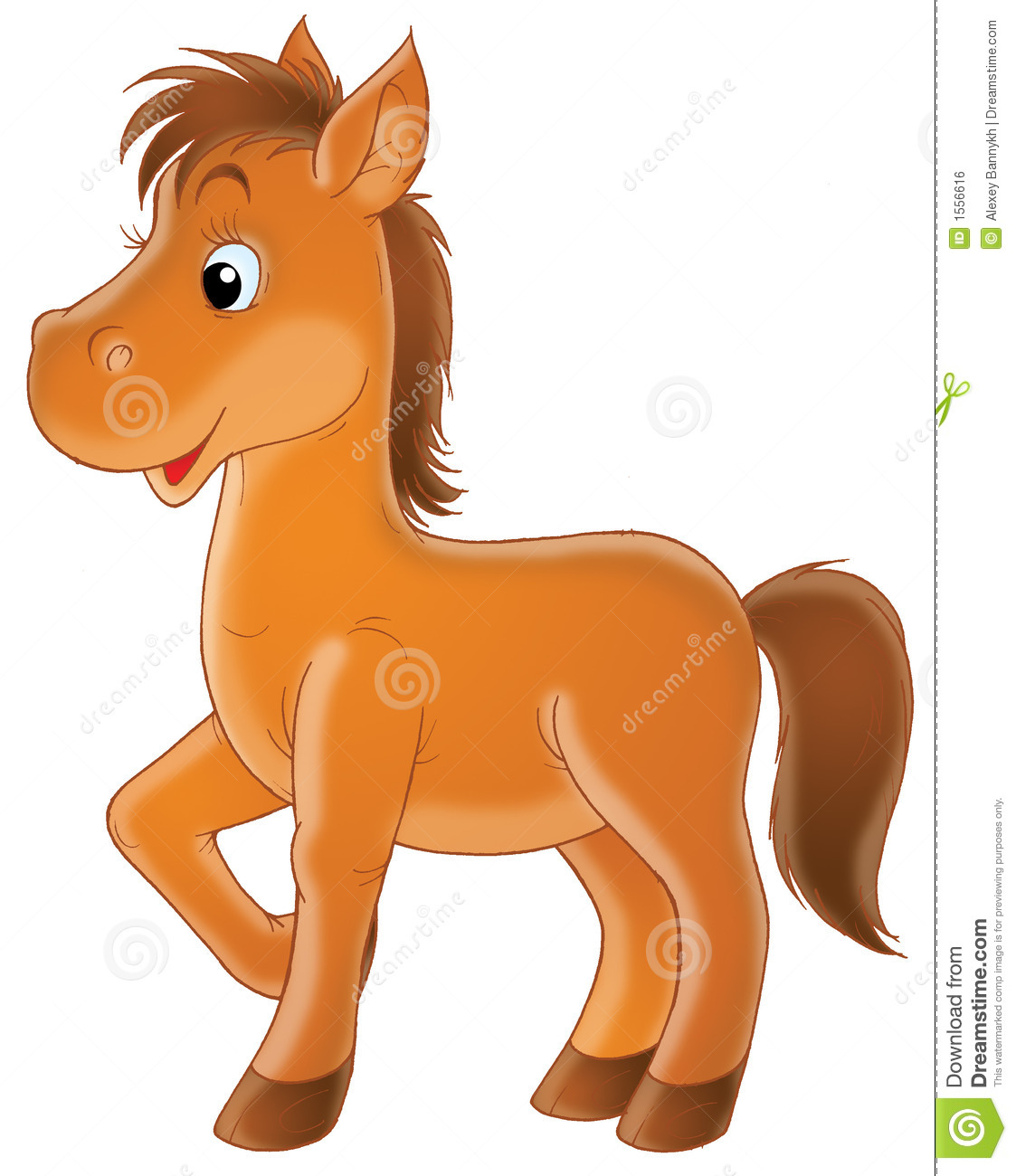 Showing post & media for Cartoon foal clip art.