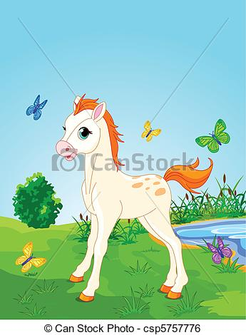 Foal Stock Illustration Images. 1,295 Foal illustrations available.