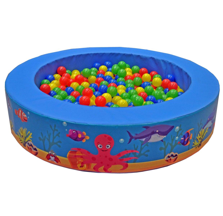 Ball pool clipart.