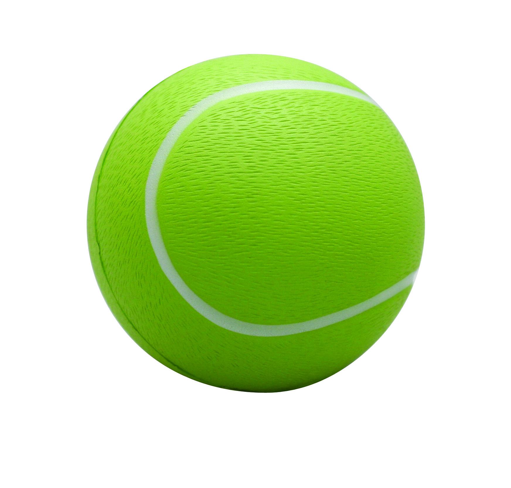 Bouncing Tennis Ball Clipart.