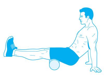4 foam roller exercises.