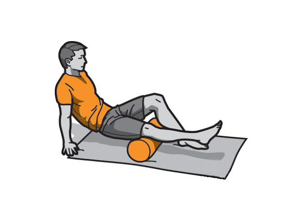 The Benefits to Foam Rolling.