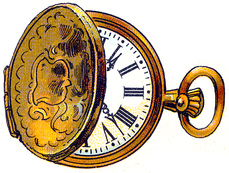 Pocket watch clipart 20 free Cliparts | Download images on ...