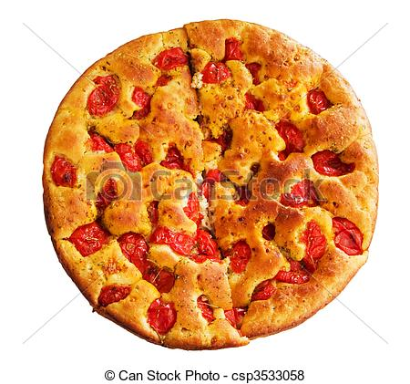 Pictures of Focaccia. Italian Food. csp3533058.