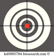 Focal point Clipart Vector Graphics. 145 focal point EPS clip art.