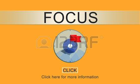 Focal point clipart.