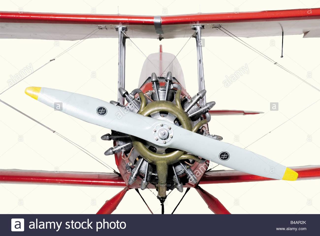 A Fine Flying Scale Model, Of Focke.