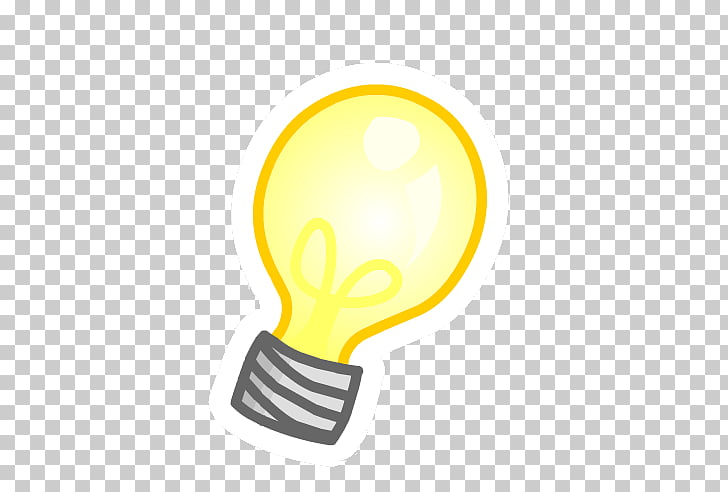 Incandescent light bulb Foco Animaatio, cartoon bulb PNG.