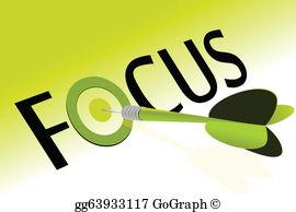 Focus Clip Art.