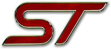 NEW OEM 2013 Ford Focus St Tailgate Emblem or Badge Logo.