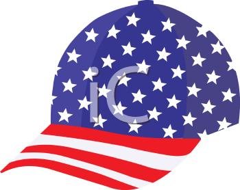 Patriotic Ball Cap.