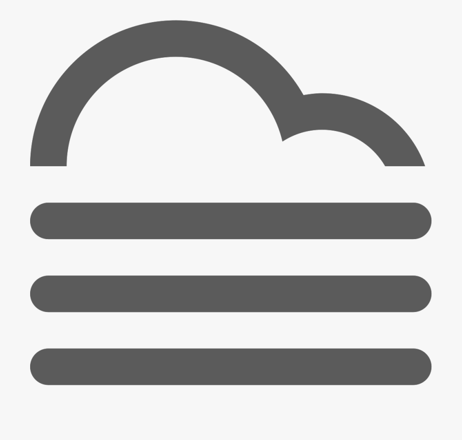Fog Icon Png Clipart , Png Download.