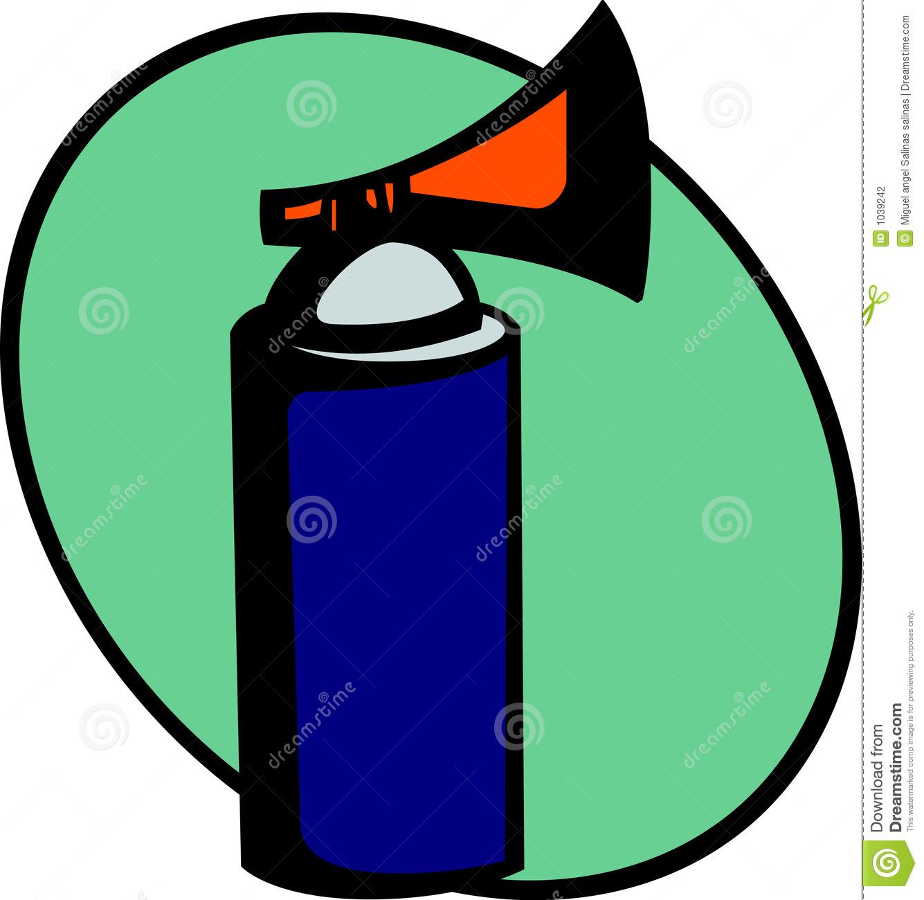 Emergency Air Horn Signal Or Alarm. Vector Stock Photography.
