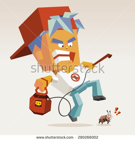 Pest Control Stock Photos, Royalty.