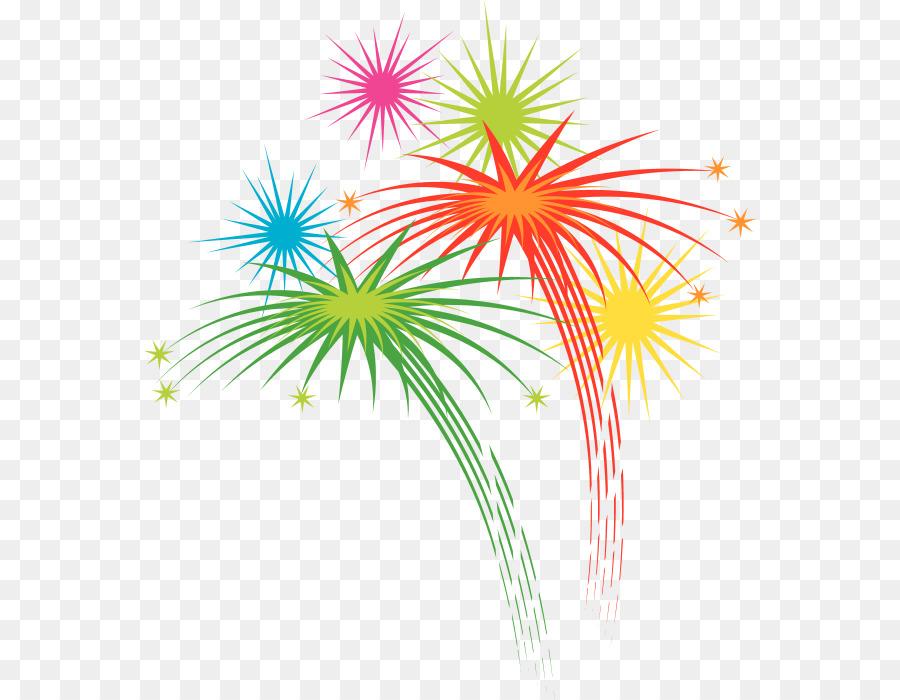 Cristão Clipart, Fogos De Artifício, Dia Da Independência.