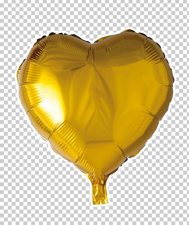 Toy Balloon Gold Heart Foil PNG, Clipart, Balloon, Birthday, Color.