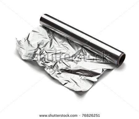 Foil Clipart.