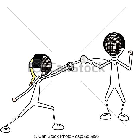 Fencing foil Illustrations and Stock Art. 194 Fencing foil.