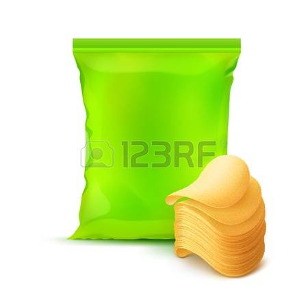 1,153 Chips Bag Stock Vector Illustration And Royalty Free Chips.