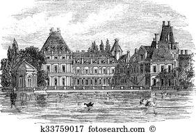Fontainebleau Clipart Illustrations. 13 fontainebleau clip art.