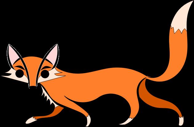 Free to Use & Public Domain Fox Clip Art.
