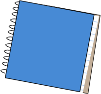 Folder And Notebook Clipart.