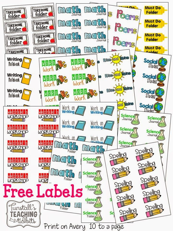 25+ best ideas about Notebook Labels on Pinterest.