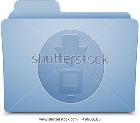 Yellow Folder Back Stock Vectors & Vector Clip Art.