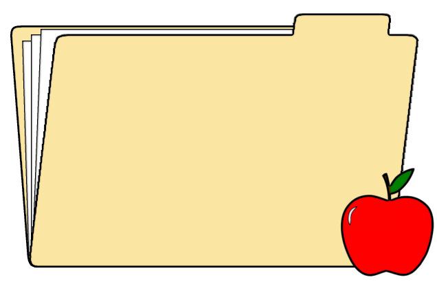Folder Clipart Free.