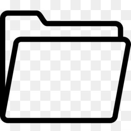 Folder icon png.