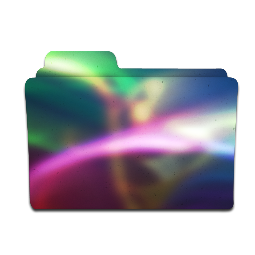 colorflow folder Icon Free Download as PNG and ICO, Icon Easy.