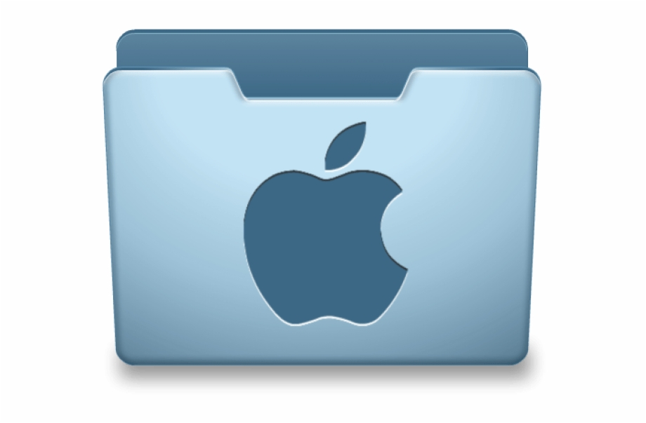 Mac Folder Icon Free PNG Images & Clipart Download #3884313.