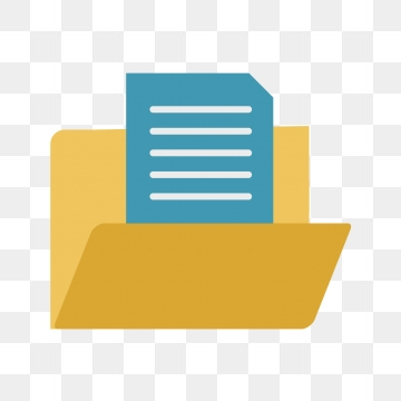 Document Icon PNG Images.