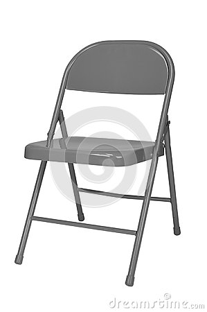 Folding Chair Royalty Free Stock Photos.