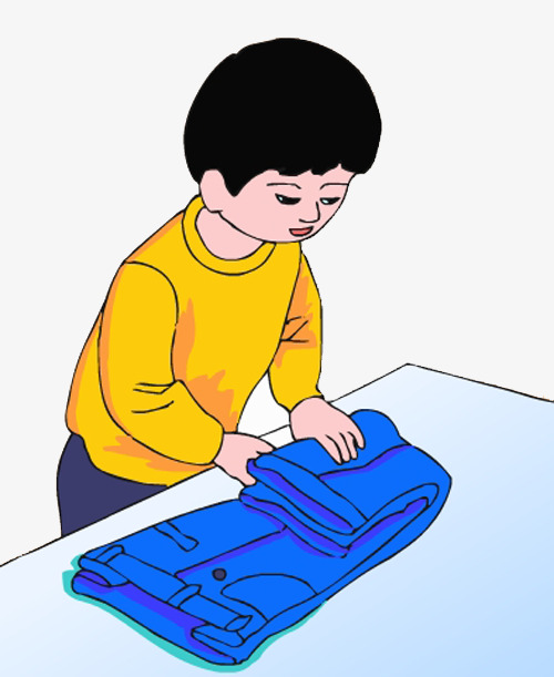 Folding clothes clipart 6 » Clipart Station.
