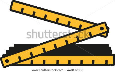 Folding Rule Stock Photos, Royalty.